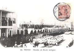 Tripoli Rivista di Arabi indigeni
