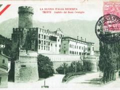 La Nuova Italia Redenta Trento Castello del Buon Consiglio