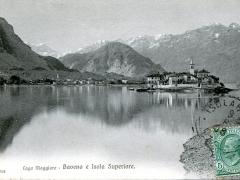 Lago Maggiore Baveno e Islola Superiore