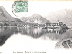 Lago Maggiore Baveno e Isola Superiore