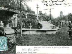 Lago Maggiore Giardino della Villa S Remigio Pallanza
