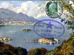 Lago Maggiore Il bacino delle Isole