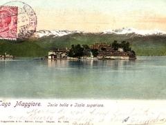 Lago Maggiore Isola bella e Isola superiore