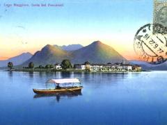 Lago Maggiore Isola dei Pescatori