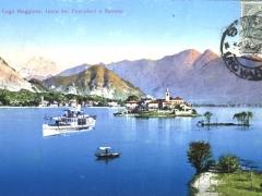 Lago Maggiore Isola dei Pescatori e Baveno