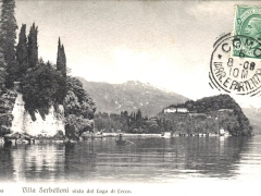 Lago di Lecco Villa Serbelloni