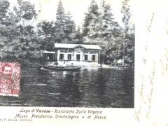 Lago di Varese Ristorante Isola Virginia