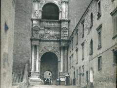 Napoli Arco di Alfonso d'Aragona