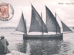 Napoli Barca a vela