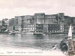 Napoli Castella dell' Ova Porto a Santa Lucia