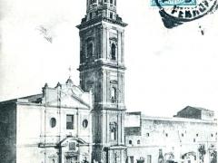 Napoli Chiesa e Campanile del Carmine