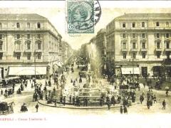 Napoli Corso Umberto I
