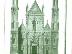 Napoli Facciata del Duomo
