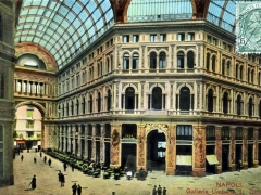 Napoli Galleria Umberto I Ottogono