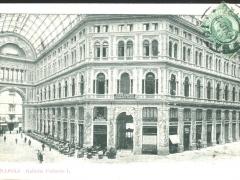 Napoli Galleria Umberto I