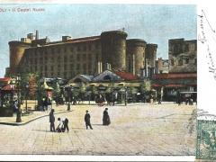 Napoli Il Castel Nuovo