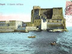 Napoli Il Castello dell'Uovo