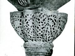Ravenna Capitello in S Vitale