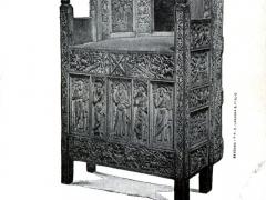 Ravenna Cattedra d' avorio di S Massimiano
