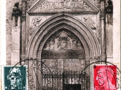 Ravenna Chiesa S Giovanni Evangelista Porta