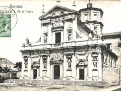 Ravenna Chiesa di S M in Porto