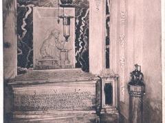 Ravenna Interno del Sepolcro di Dante