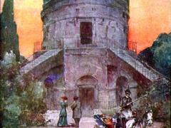 Ravenna Mausoleo di Teidorico