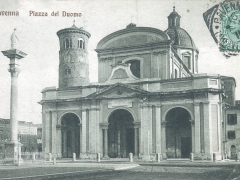 Ravenna Piazza del Duomo