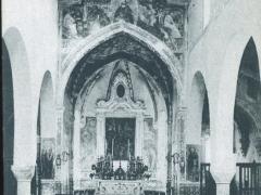 Ravenna Prospetta interno della Chiesa S Maria in Porto Fuori