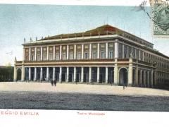 Reggio Emilia Teatro Municipale