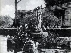 Roma Accademia di Francia Fontana