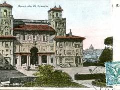 Roma Accademia di Francia