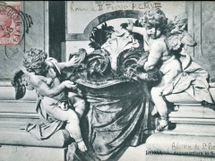 Roma Acquasantiera in S Pietro