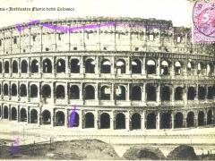 Roma Anfiteatro Flavio detto Colosso