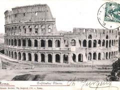 Roma Anfiteatro Flavio
