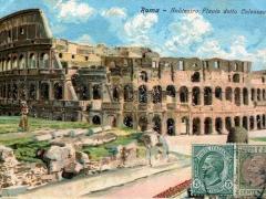 Roma Anfiteatro Plavio detto Colosseo