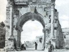 Roma Arco di Druso