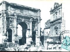 Roma Arco di Settimio Severo