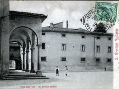 S Giovanni Valdrno R Conservatorio della SS Annunziate