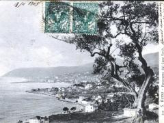 S Remo Panorama dal Capo Verde