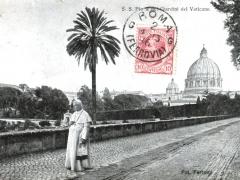 S S Pio X Giardini del Vaticano
