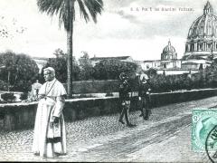 S S Pio X nei Giardini Vaticani