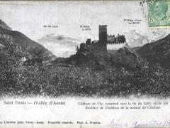 Saint Denis Vallee d'Aoste