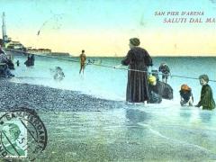 San Pier d'Arena Saluti dal Mare
