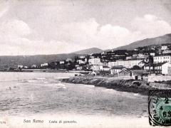 San Remo Costa di ponente