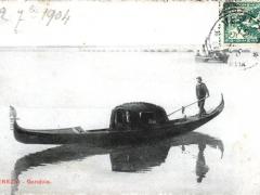 Venenzia Gondola