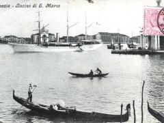 Venezia Bacino di S Marco