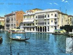 Venezia Canal Grande Ca d' Oro