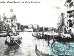 Venezia Canal Grande da Calle Valaresso