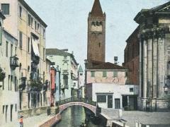 Venezia Canal S Barnaba
